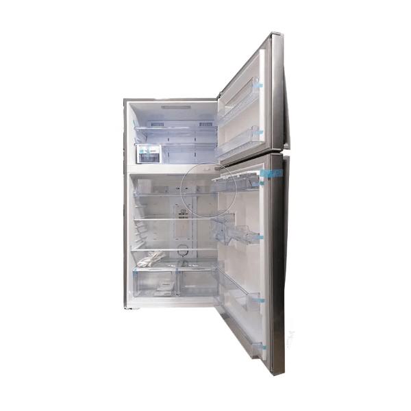 چارسومارکت-فروشگاه اینترنتی چارسومارکت-لوازم خانگی-یخچال فریزر-یخچال فریزر بالا پایین دیپوینت مدل T7-S استیل(4)