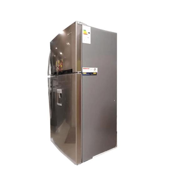 چارسومارکت-فروشگاه اینترنتی چارسومارکت-لوازم خانگی-یخچال فریزر-یخچال فریزر بالا پایین دیپوینت مدل T7-S استیل(5)