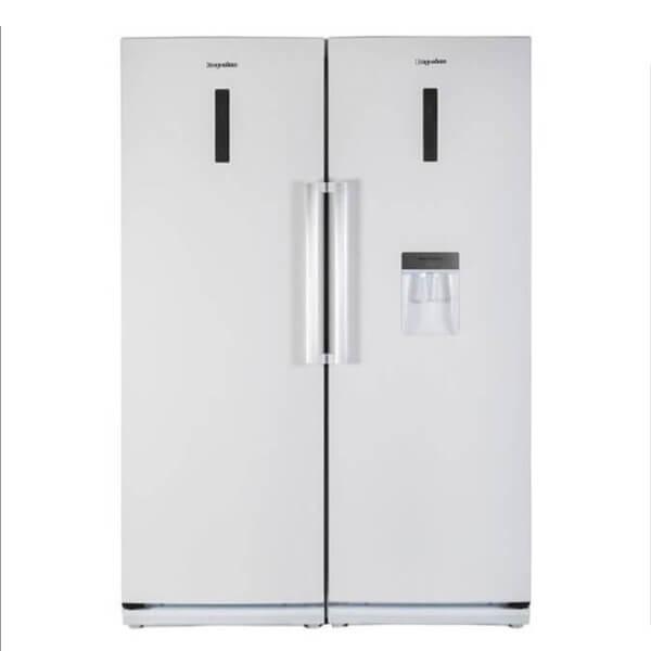 چارسومارکت-فروشگاه اینترنتی چارسومارکت-لوازم خانگی-یخچال فریزر-یخچال و فریزر دوقلو دیپوینت مدل D4i-proسفید(1)