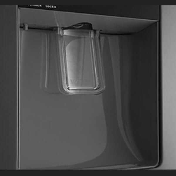 چارسومارکت-فروشگاه اینترنتی چارسومارکت-لوازم خانگی-یخچال فریزر-یخچال و فریزر دوقلو دیپوینت مدل D4i-proسیلور(3)