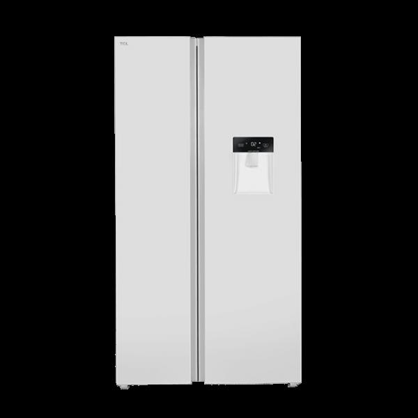 چارسومارکت-فروشگاه اینترنتی چارسومارکت-لوازم خانگی-یخچال فریزر-یخچال و فریزر ساید بای ساید تی سی ال مدل S660 AWD(1)