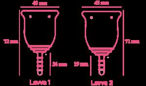چارسومارکت-فروشگاه اینترنتی چارسومارکت-آرایشی و بهداشتی-بهداشتی-بهداشت زنان-کاپ قاعدگی-کاپ قاعدگی لیوا-(1)